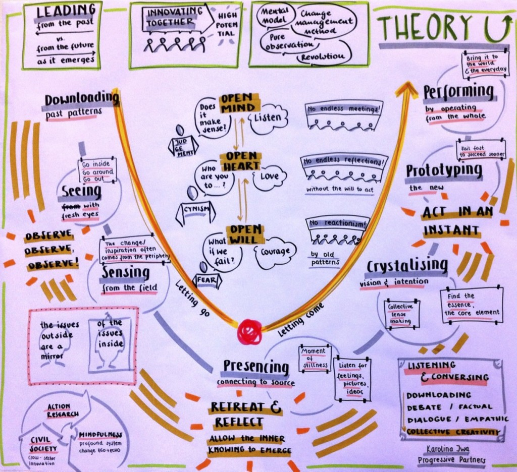 theory u copy